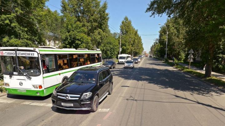 Улицу Бориса Богаткова ждет перекрытие на полтора месяца — СГК объявила о ремонте аварийной теплотрассы