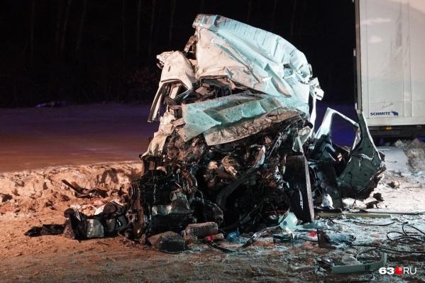Авария унесла жизни 12 человек