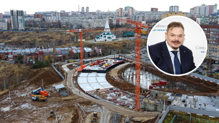 NN.RU узнал, куда уходит Сергей Злобин с поста министра образования Нижегородской области