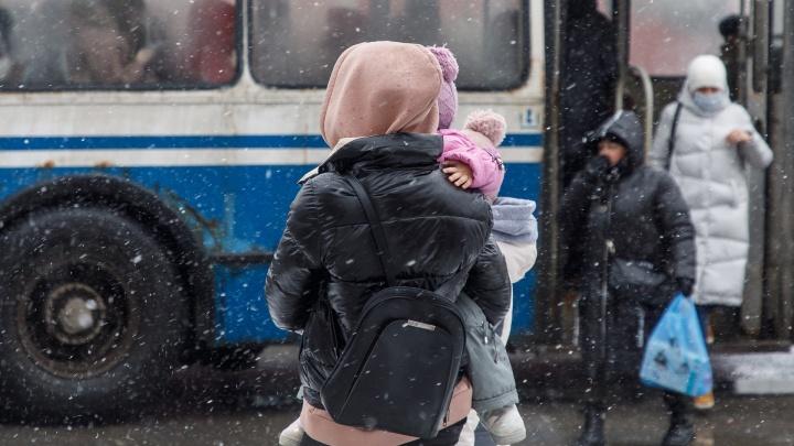 Склад грязи и сырости: Волгограду обещают неделю холодных дождей