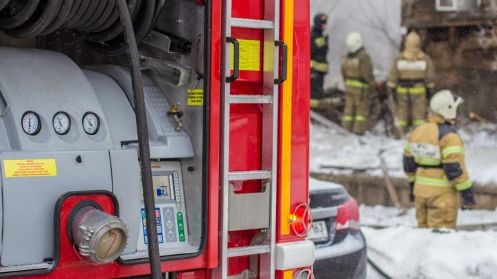 В Волгограде в выгоревшей дотла квартире нашли погибшую женщину