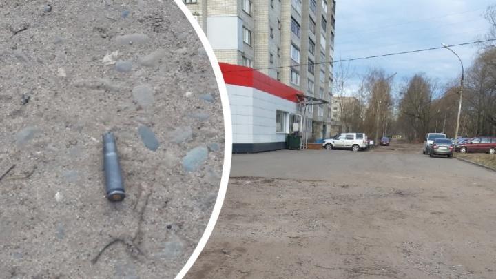 «Хотел отпугнуть собак»: полиция нашла мужчину, устроившего стрельбу у детского сада в Ярославле