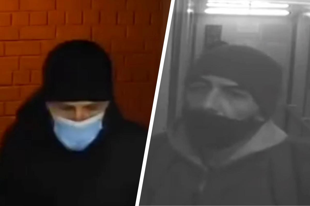 Оба попали в объективы камер видеонаблюдения