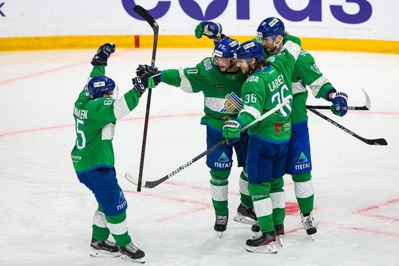 Стало известно, сколько зарабатывают хоккеисты «Салавата Юлаева» в Уфе