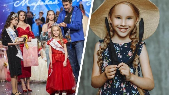 Образы персонажей сказок и первые титулы: четверо юных сибиряков приняли участие в конкурсе «Мировая модель»