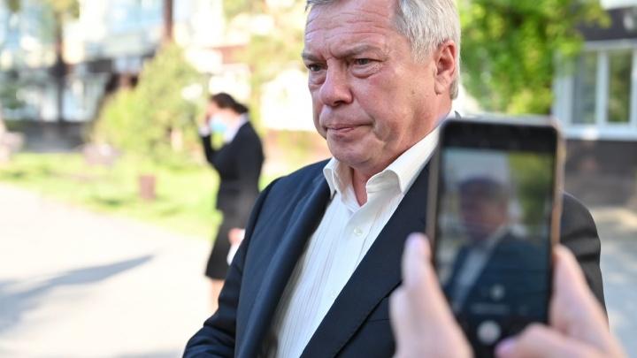Голубев объявит 22 мая днем траура в Ростовской области