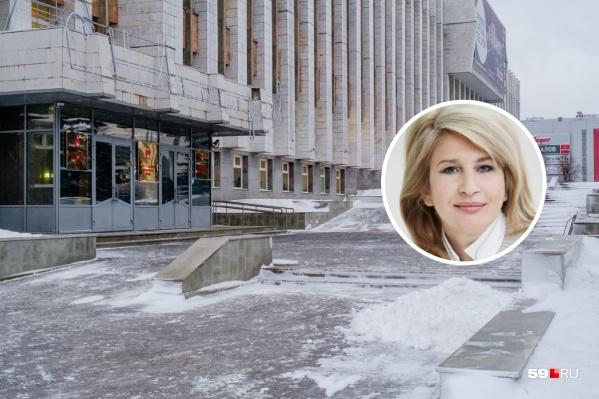 Эльмира Щербакова будет советником по культуре и искусству
