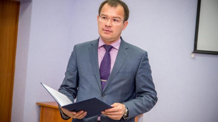 В Уфе задержан глава Минстроя Башкирии
