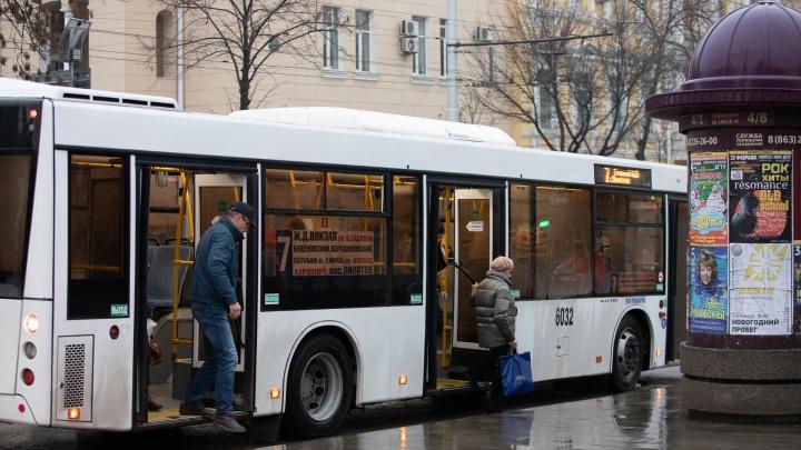 Депутаты поспорили с основным ростовским перевозчиком о повышении цен на проезд