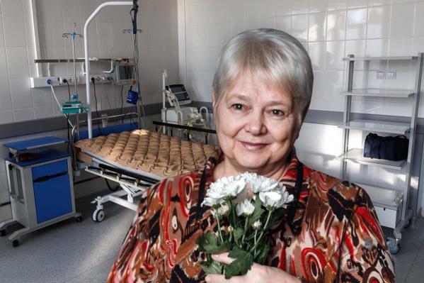 Женщина проходила лечение в Городищенской ЦРБ