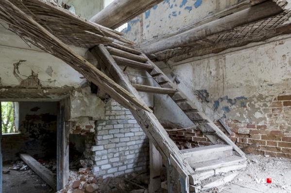 Путешествие по заброшенному зданию едва не закончилось трагедией