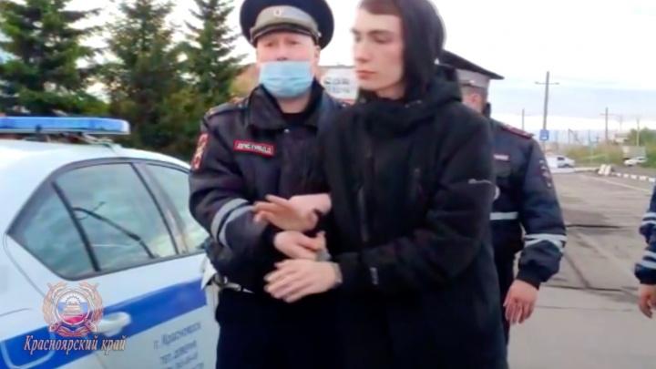Полиция показала лицо нахального «шкодовода», гонявшего по встречке на 200 км/ч
