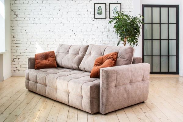Такой диван может приятно удивить вас своей ценой