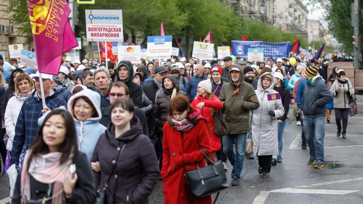 Андрей Бочаров разрешил в Волгограде массовые гулянья на майские праздники