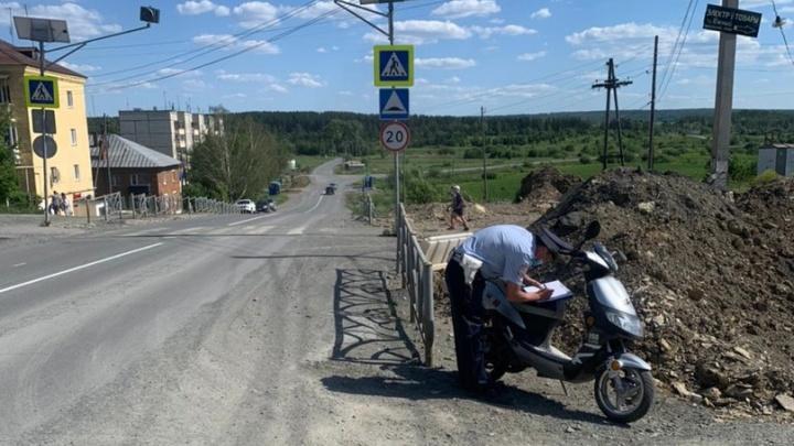 Украл ключи и решил покататься, пока родители на работе: на Урале подросток разбился на скутере