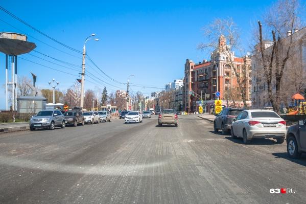 Автомобилистам придется выбирать пути объезда