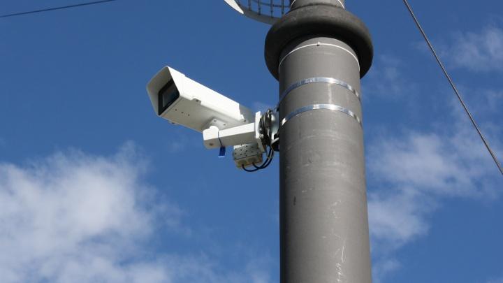 В Свердловской области водителей, не пропускающих пешеходов, начнут штрафовать с помощью камер