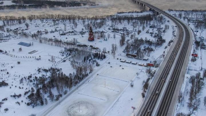 Мэрия готовится внести изменения в проект планировки Татышева