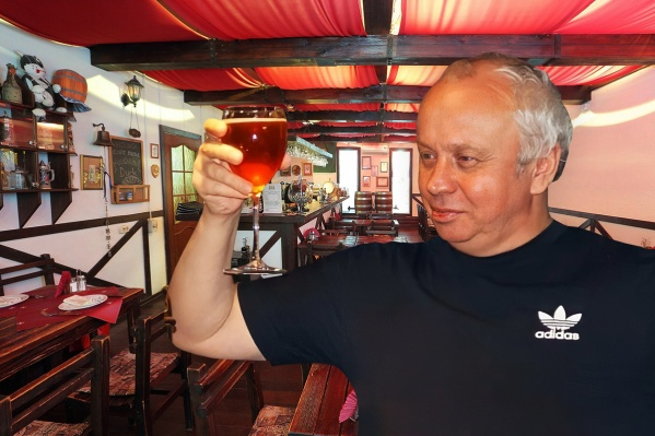 В свое время из крафтовой пивоварни Андрей Кристелли сделал элитный закрытый клуб