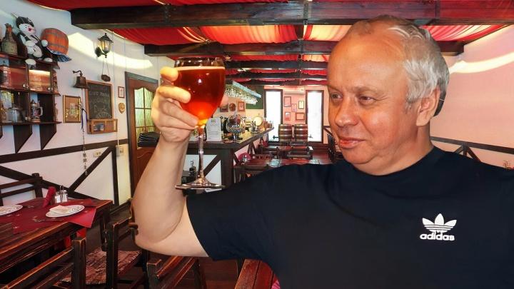 В Челябинске обанкротили бизнес пивовара Андрея Кристелли