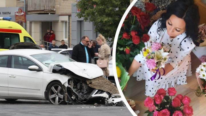 «Ехала с детьми с праздника»: родные погибшей в ДТП с пятью машинами челябинки разыскивают очевидцев