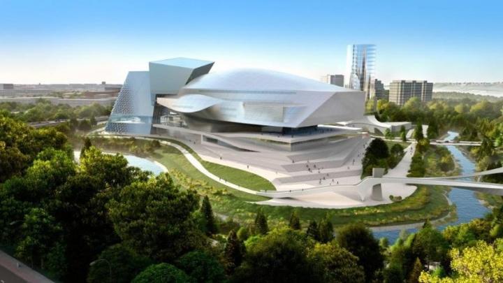 В центре Кемерово скоро начнется строительство культурного кластера