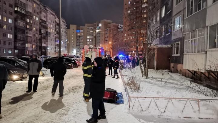 «Пострадала межквартирная стена»: в Архангельске эвакуировали людей из-за взрыва газа в квартире