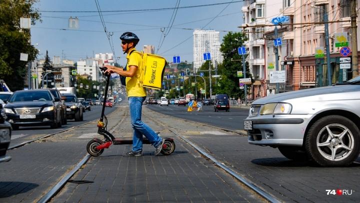 На перекрестке в центре Челябинска временно закроют движение из-за ремонта трамвайного переезда