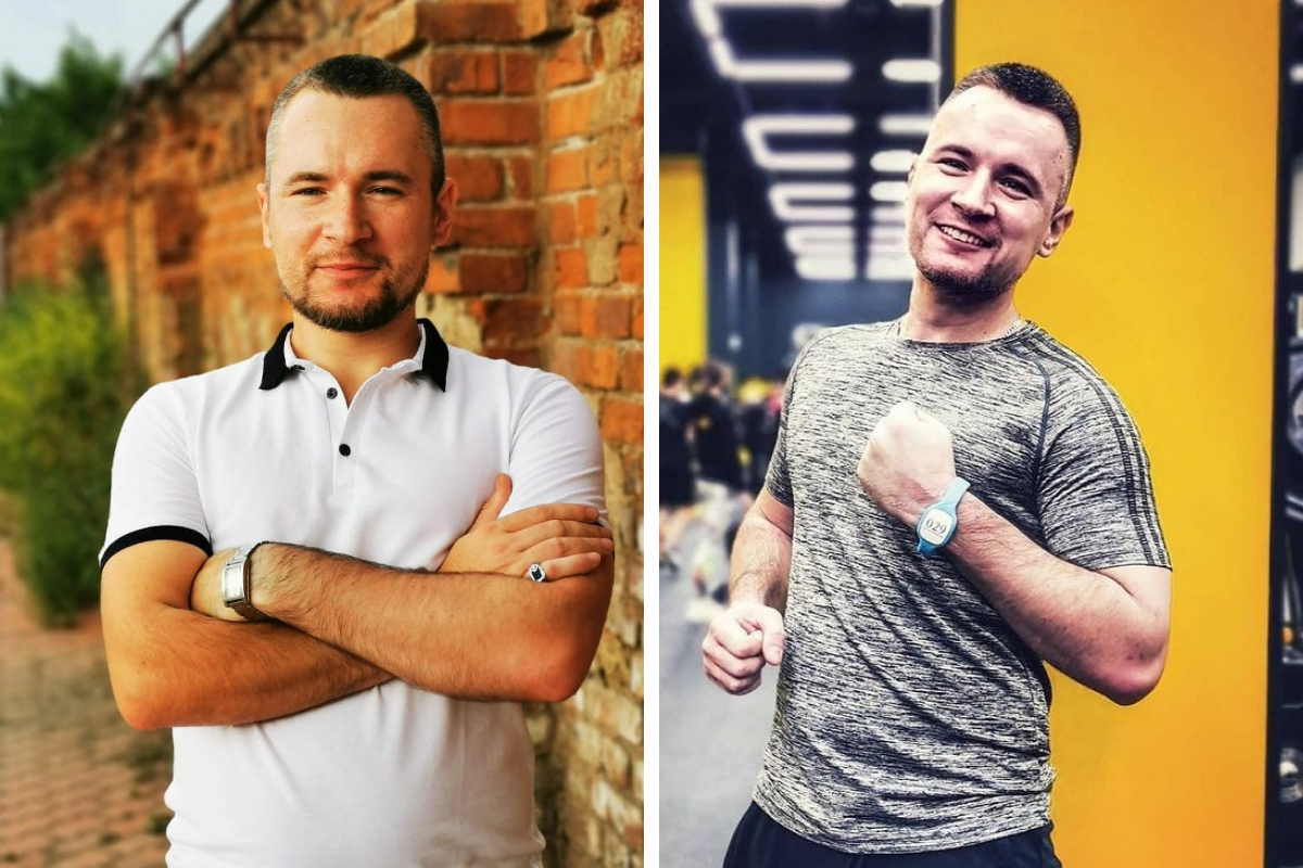 Кирилл считает, что спорт и физические нагрузки необходимы для мужчины