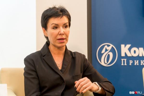 Людмила Анатольевна Гаджиева займет пост руководителя детского спортивного центра