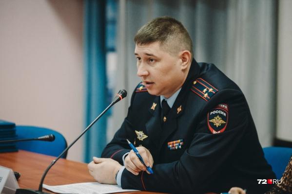 Александр Селюнин вступил в должность главы региональной Госавтоинспекции в 2018 году. До этого он трудился в городской ГИБДД