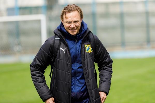 Карпин возглавлял «Ростов» 3,5 года