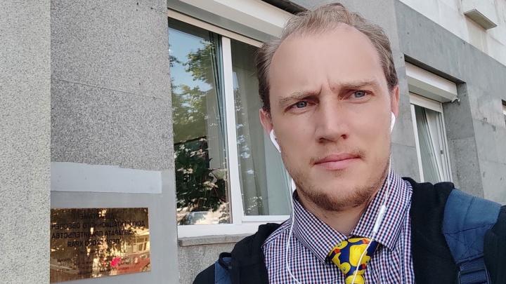 Экс-координатор пермского штаба Навального пытается обжаловать в суде запрет на участие в выборах