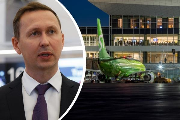 Министр убежден, что формат столичного аэроэкспресса в Красноярске не имеет перспективы