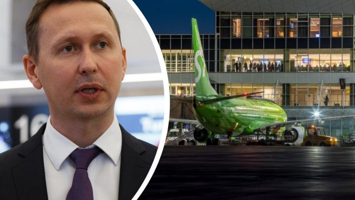 Не аэроэкспрессом единым: министр транспорта рассказал о новом формате ж/д ветки до аэропорта