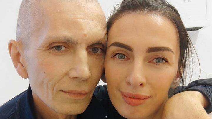 «Поправляйся, друг»: люди собрали деньги для больного раком мужчины, а он и его жена сделали неожиданный поступок