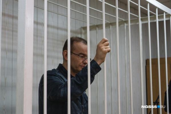 Алексей Липин не признал вины в преступлении