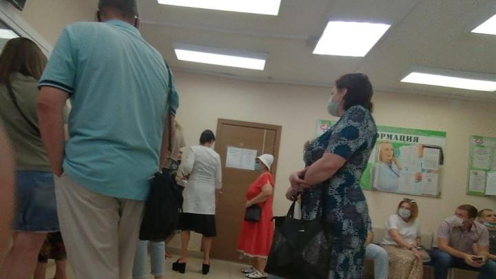 """«Это хуже, чем на концерте """"Руки Вверх!""""»: заболевший COVID-19 рассказал, что на самом деле происходит в поликлиниках Волгограда"""