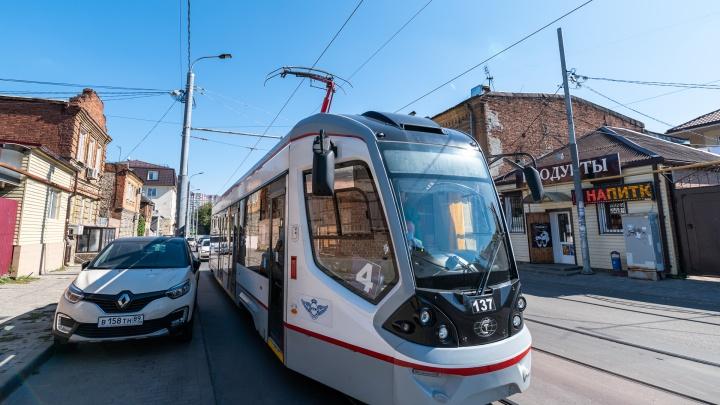 Вице-премьер РФ Хуснуллин одобрил строительство скоростного трамвая в Ростове