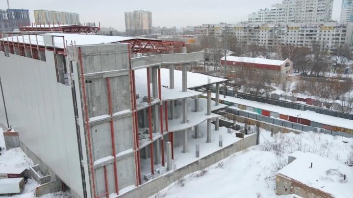 Власти продлили срок разрешения настроительство ТЦ наулице Авроры
