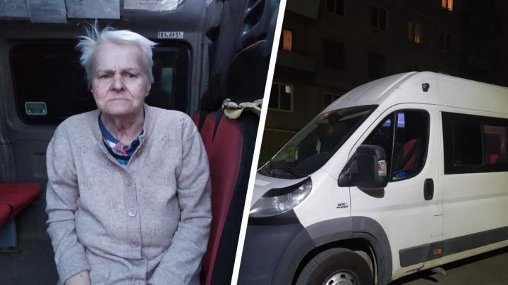 «У нее провалы в памяти». В Екатеринбурге ищут родных пенсионерки, которая села в автобус и забыла, где живет