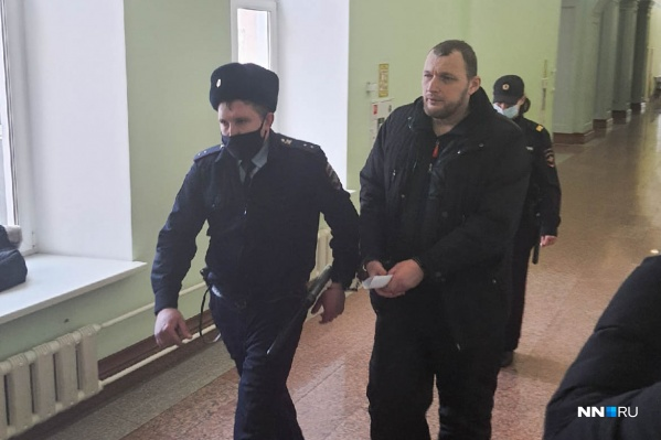 Пильганов выступил в суде с последним словом