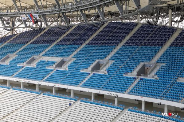 Матч за путевку на ЧМ-2022 волгоградцам придется смотреть по телевизору