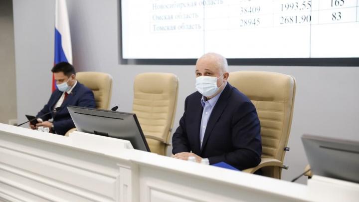 В Кузбассе начал работу новый штаб по охране здоровья. Губернатор рассказал, чем он будет заниматься