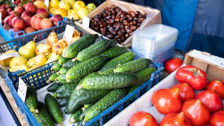 «Это мнение сформировано соцсетями»: власти Дона не связывают подорожание овощей с закрытием рынков