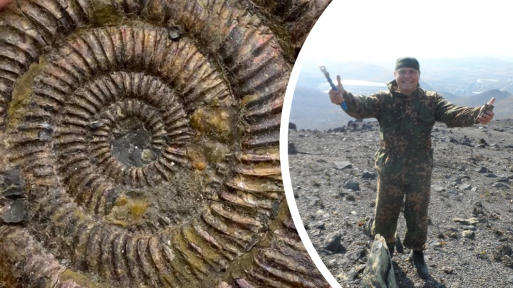 Южноуралец, в детстве нашедший клад, вложил царские монеты в образование и стал геологом