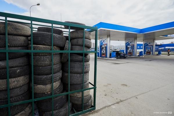 Изношенные шины можно будет бесплатно сдать 30 июня и 1 июля