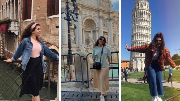 Жизнь после программы обмена: история кемеровчанки, которая уехала учиться в Италию и осталась там навсегда