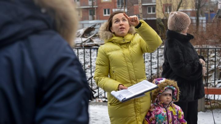 Архангелогородцы добились пересмотра плана застройки у ЖК «Изумруд». Мест в детском саду будет больше