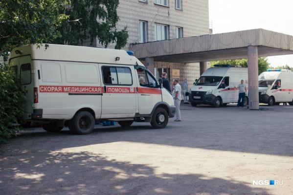 В Новосибирской области вновь прирост заболевших ковидом за сутки